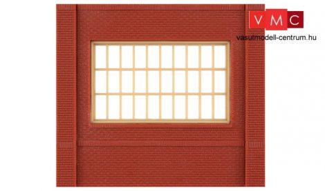 Woodland Scenics DPM30173 Dock Level Steel Sash Window (x4)