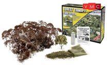 Woodland Scenics F1660 Light Green Forest Canopy