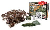 Woodland Scenics F1661 Medium Green Forest Canopy