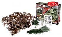 Woodland Scenics F1662 Dark Green Forest Canopy
