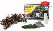 Woodland Scenics F1664 Medium Green Forest Canopy