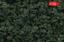 Woodland Scenics FC137 Dark Green Underbrush (Bag)