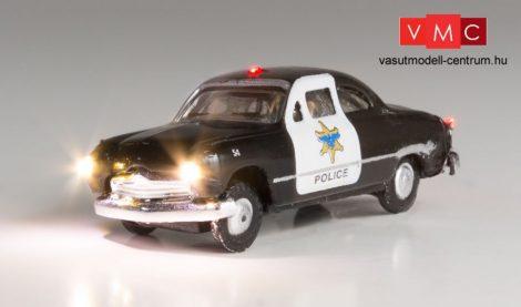 Woodland Scenics JP5613 N Police Car