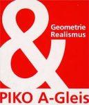 Piko A-Gleis (ágyazatos)