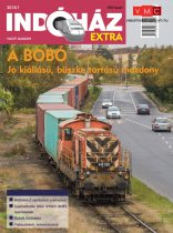 Indóház 201801 Vasúti magazin 2018/1 Extra - A BOBÓ
